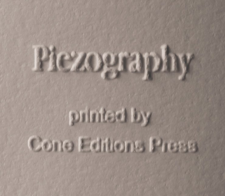 The Piezography Print Archives