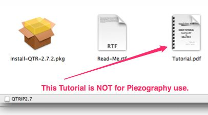 The NEW Piezography Manual