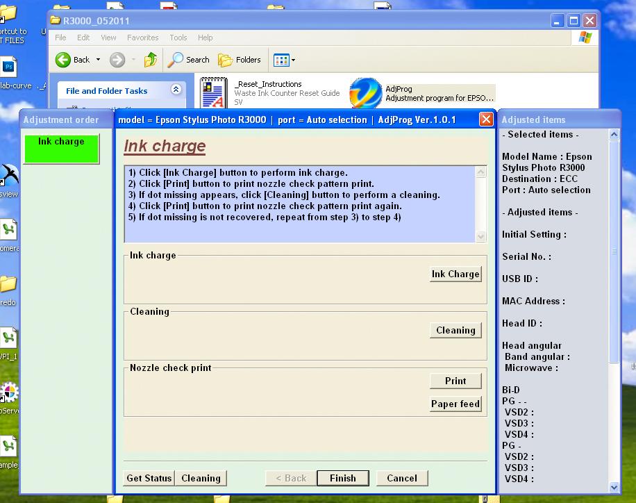 Install procedures for Epson® Pro 4900 printer - Piezography