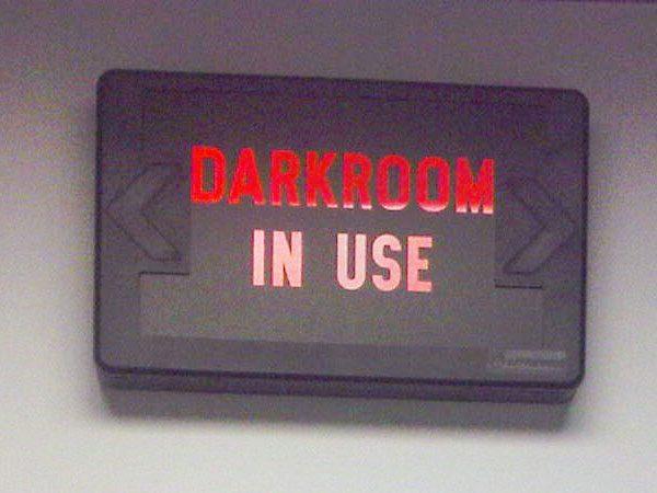 The Darkroom Revisited – version 2