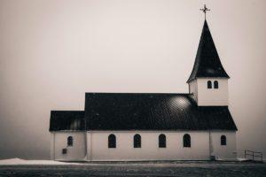 the Church at Vik