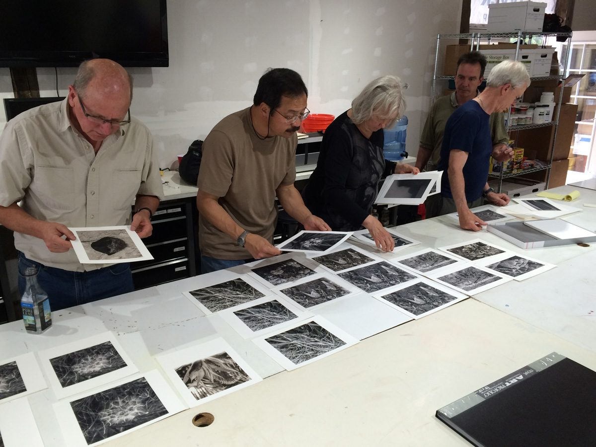Juliet Mattila attended the Piezography Digital Negative / Pt-Pd print workshop in Santa Fe and decided to take the Piezography print workshop immediately following.