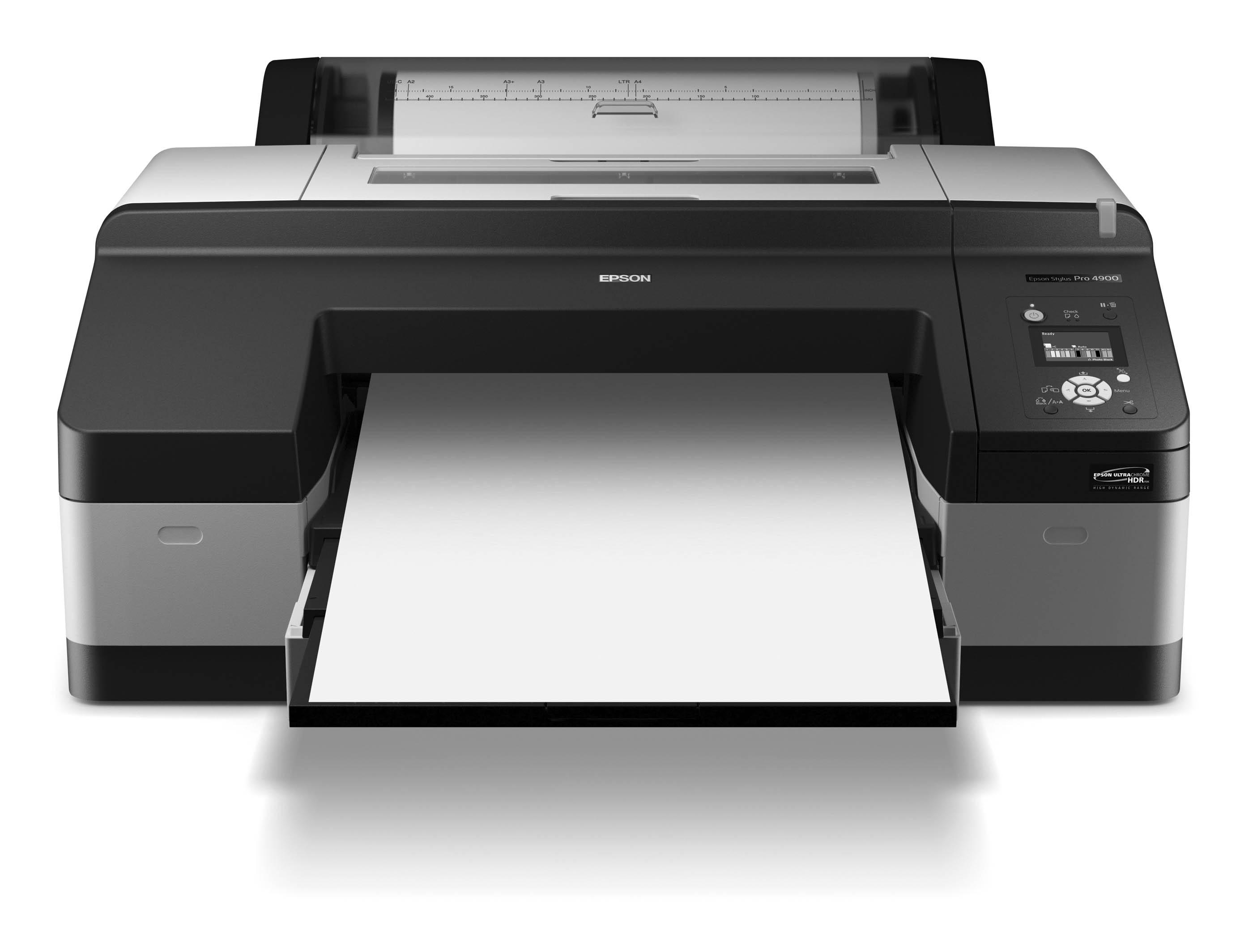 Epson 4900 Printer