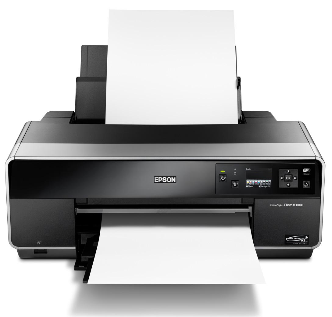 Install Procedures For Epson Photo R3000 Piezography Once You Have Ascertained There Is No Power Running The Ink Instructions Stylus Printer