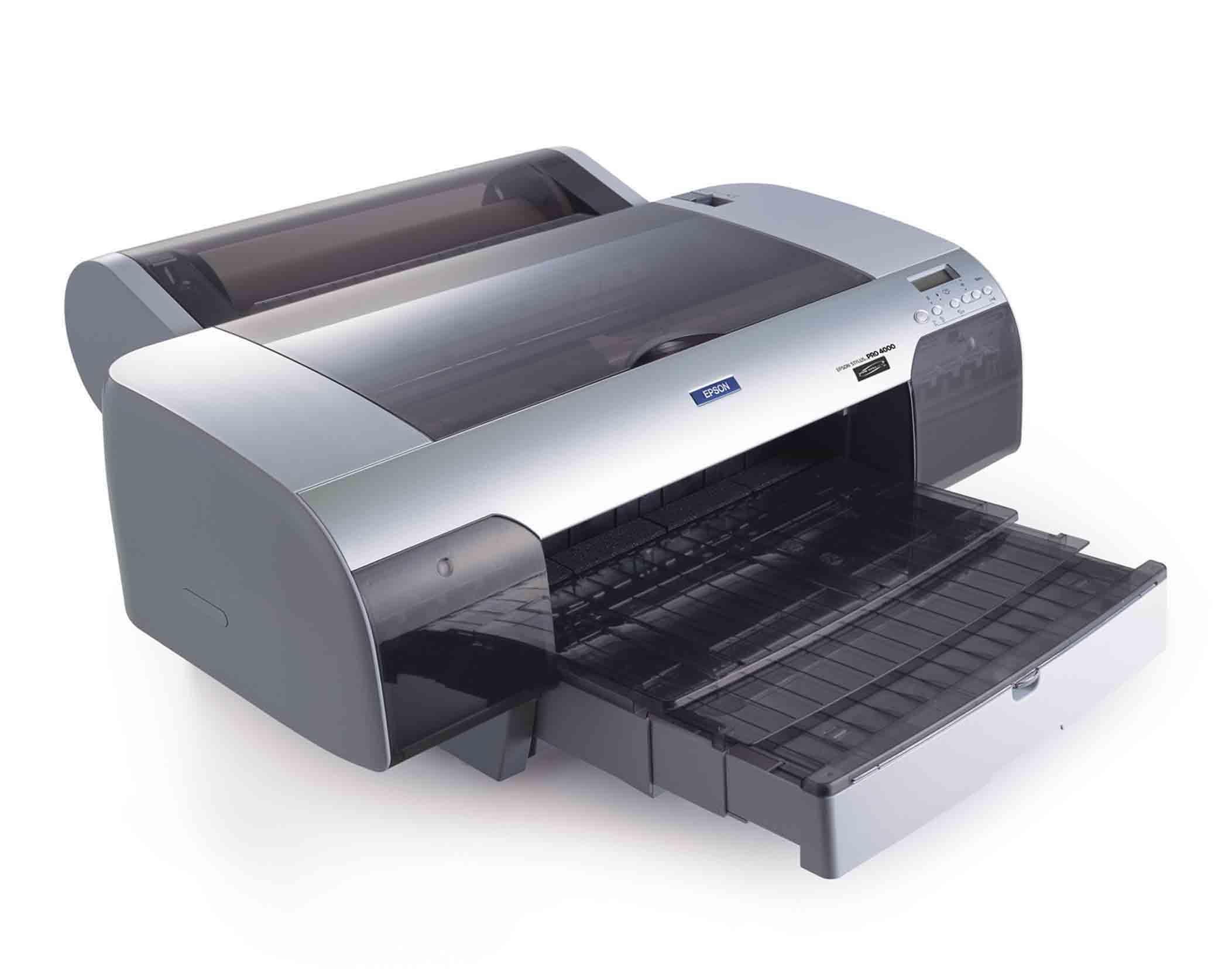 Epson 4000 Printer