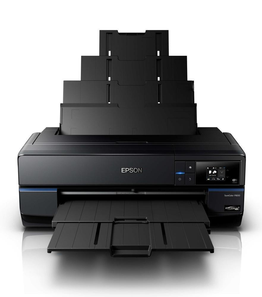 Install procedures for Epson® SureColor P800 - Piezography